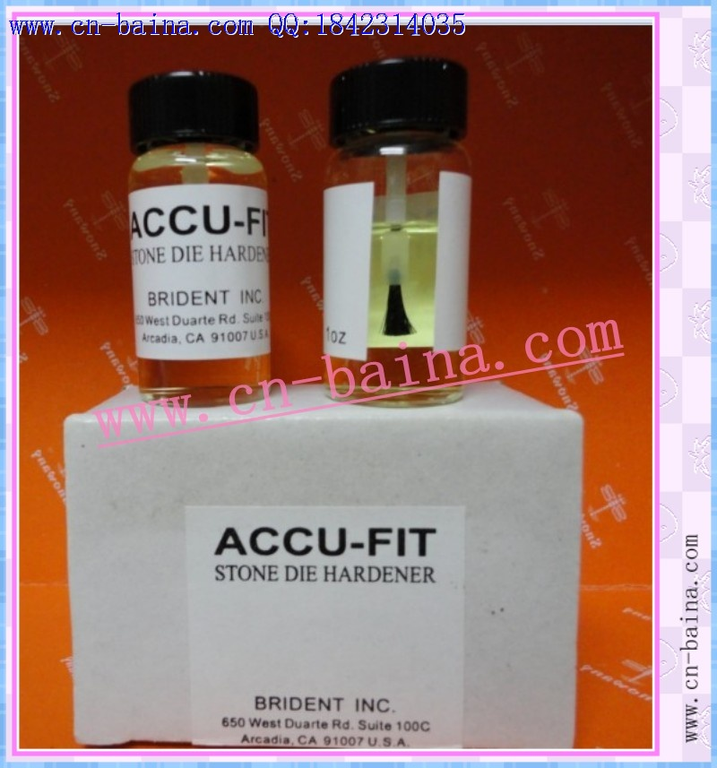 ACCU-FIT gypsum hardner