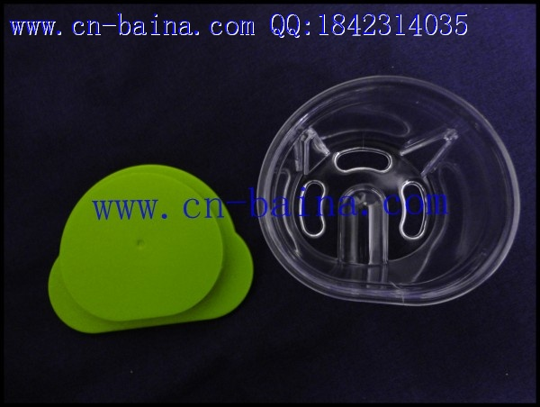Flask agar duplicating box rubber plastic
