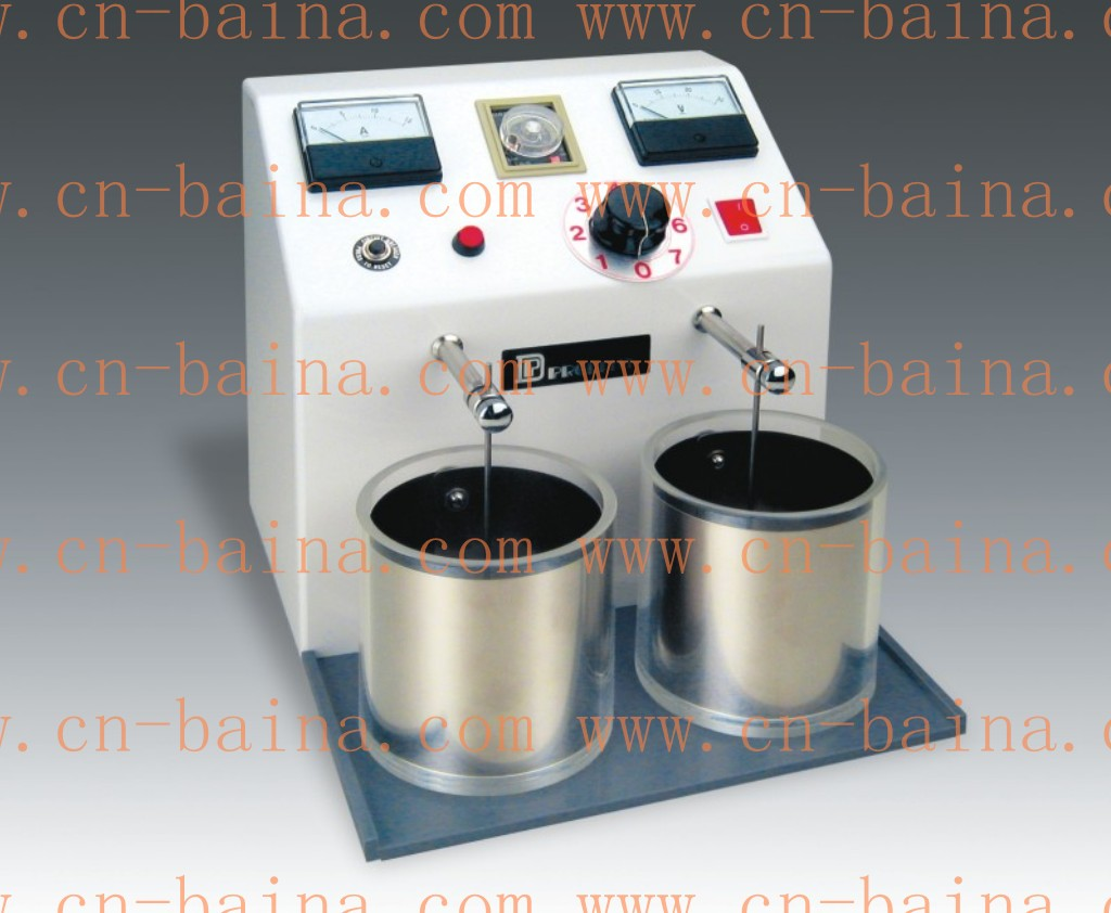 Electrolytic polisher polishing machine