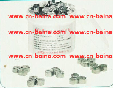 Huaxi columnar nickel chromium dental alloy